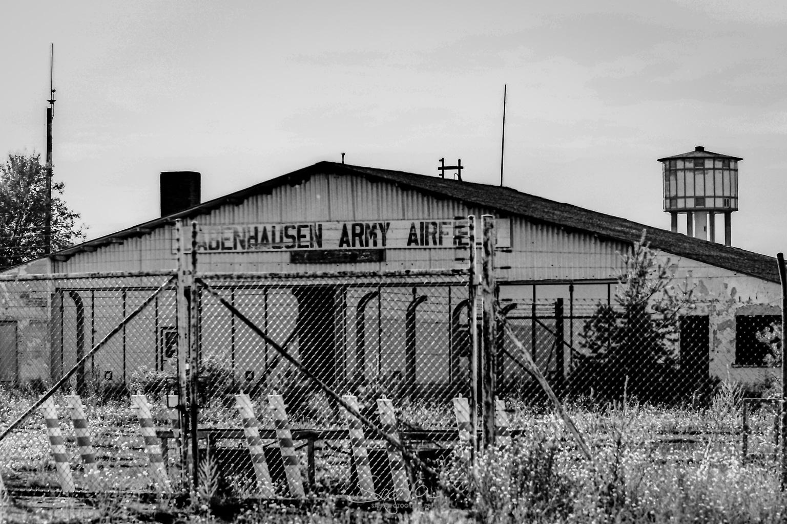 ehemaliger Flugplatz US Kaserne Babenhausen