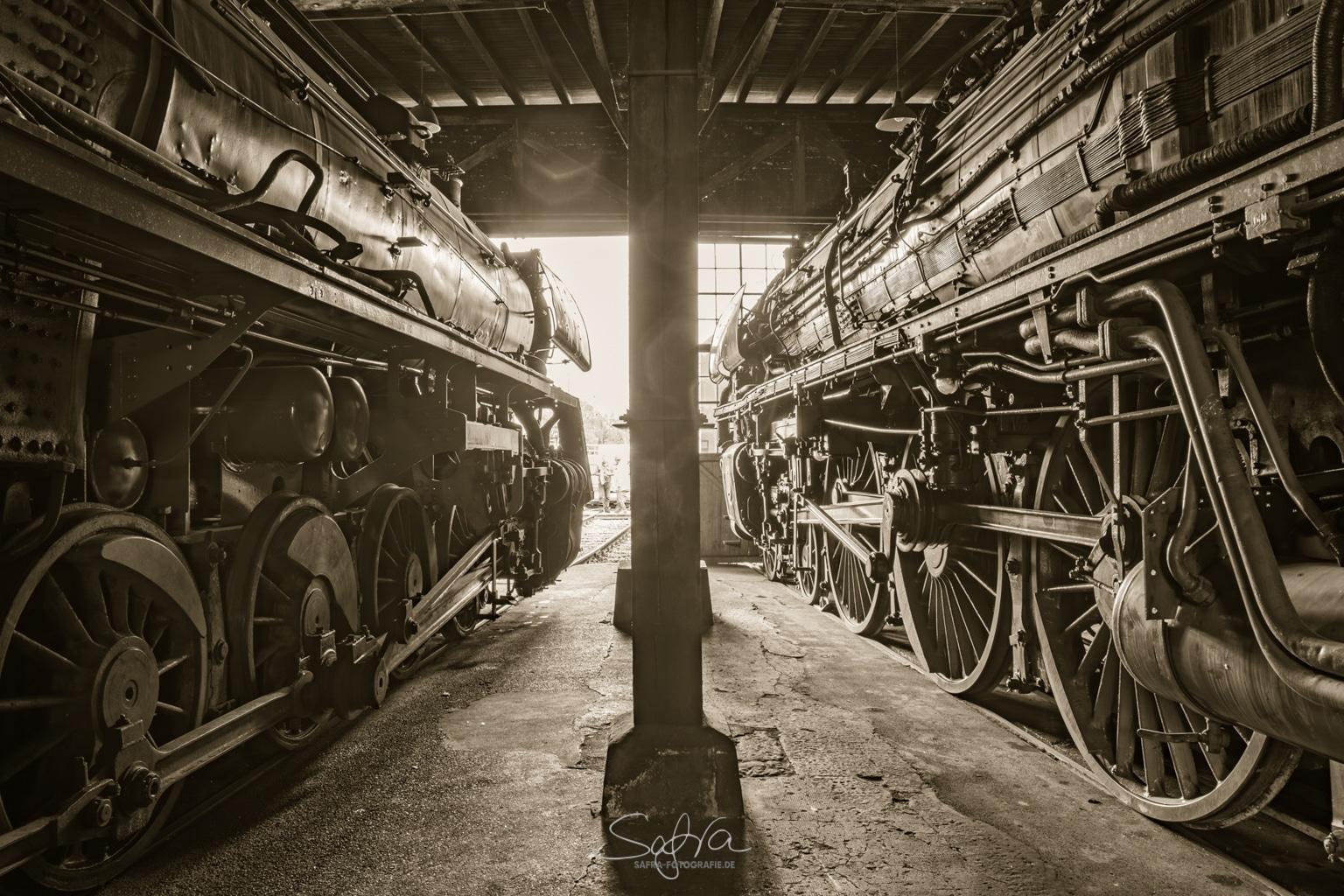 Heilbronn, Eisenbahnmuseum