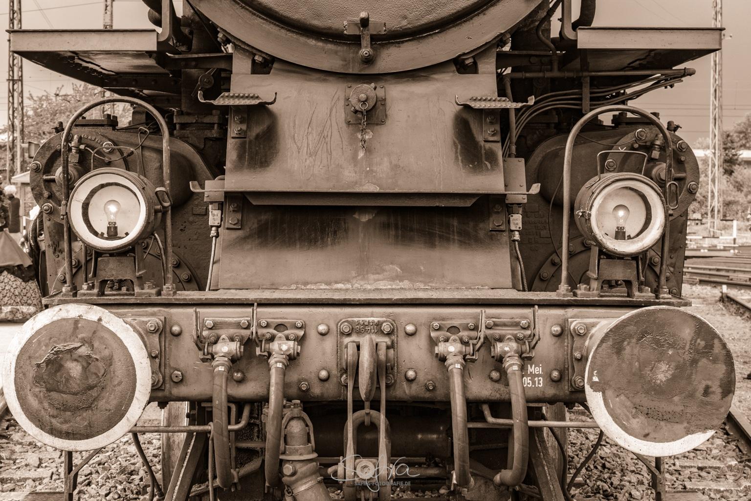 Hanau, Eisenbahnmuseum