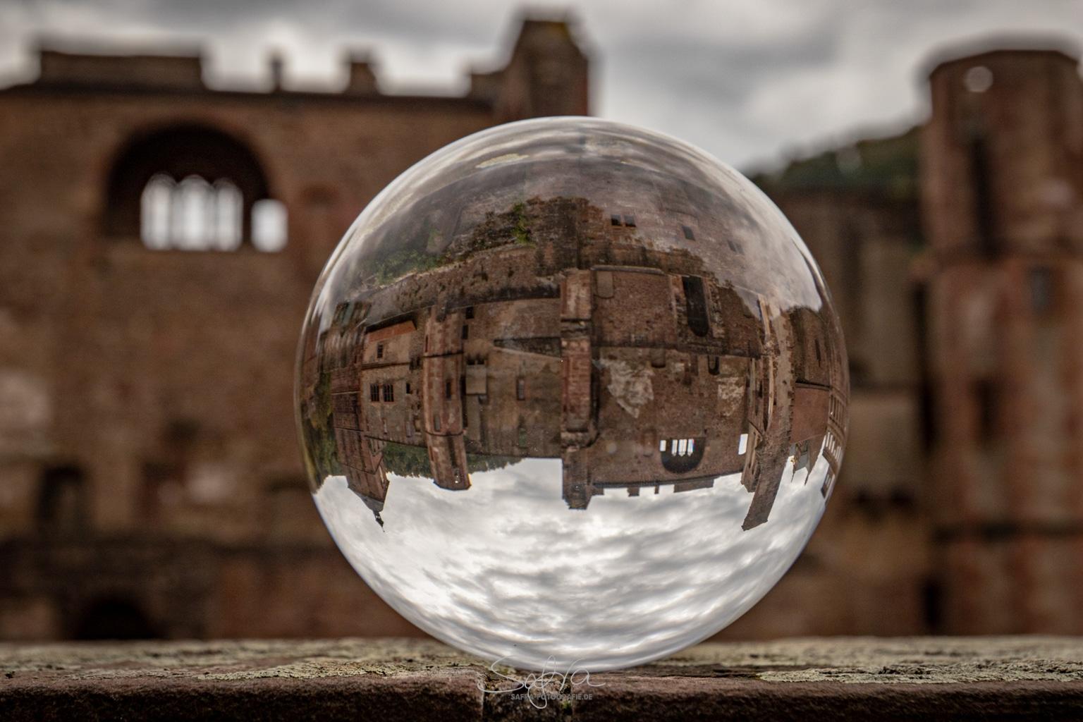 Glaskugelfotografie Heidelberg