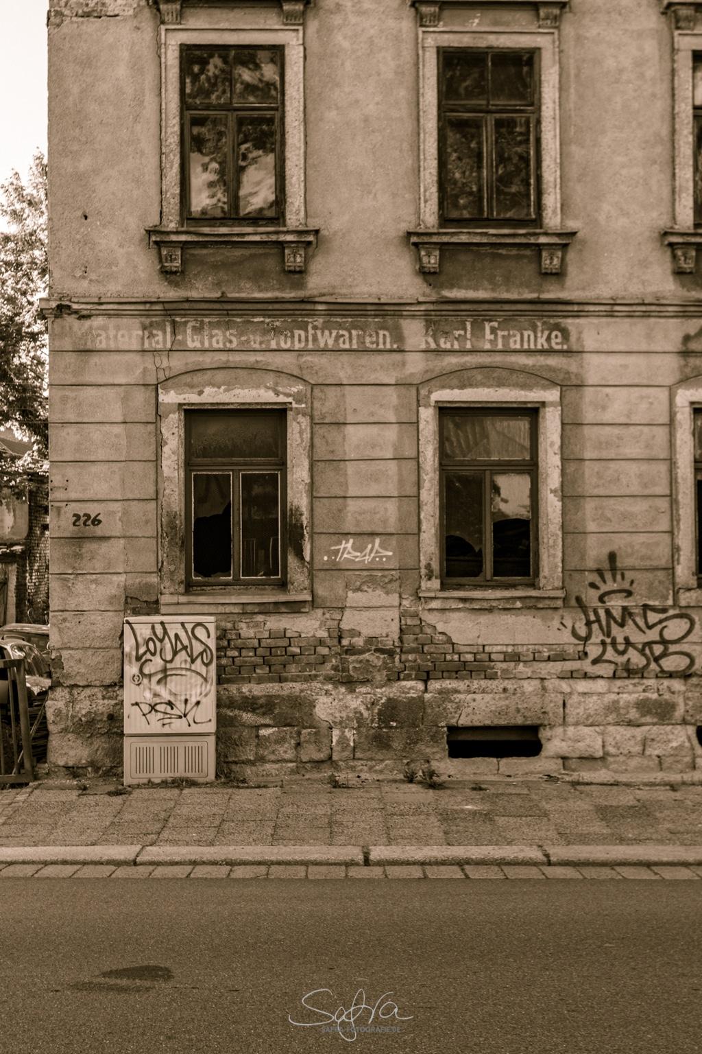 Chemnitz, Karl Franke