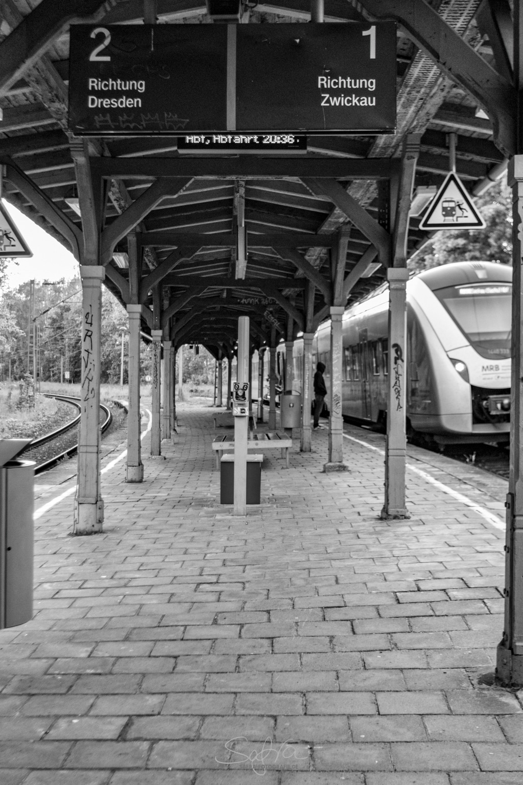 Chemnitz, Bahnhof Mitte