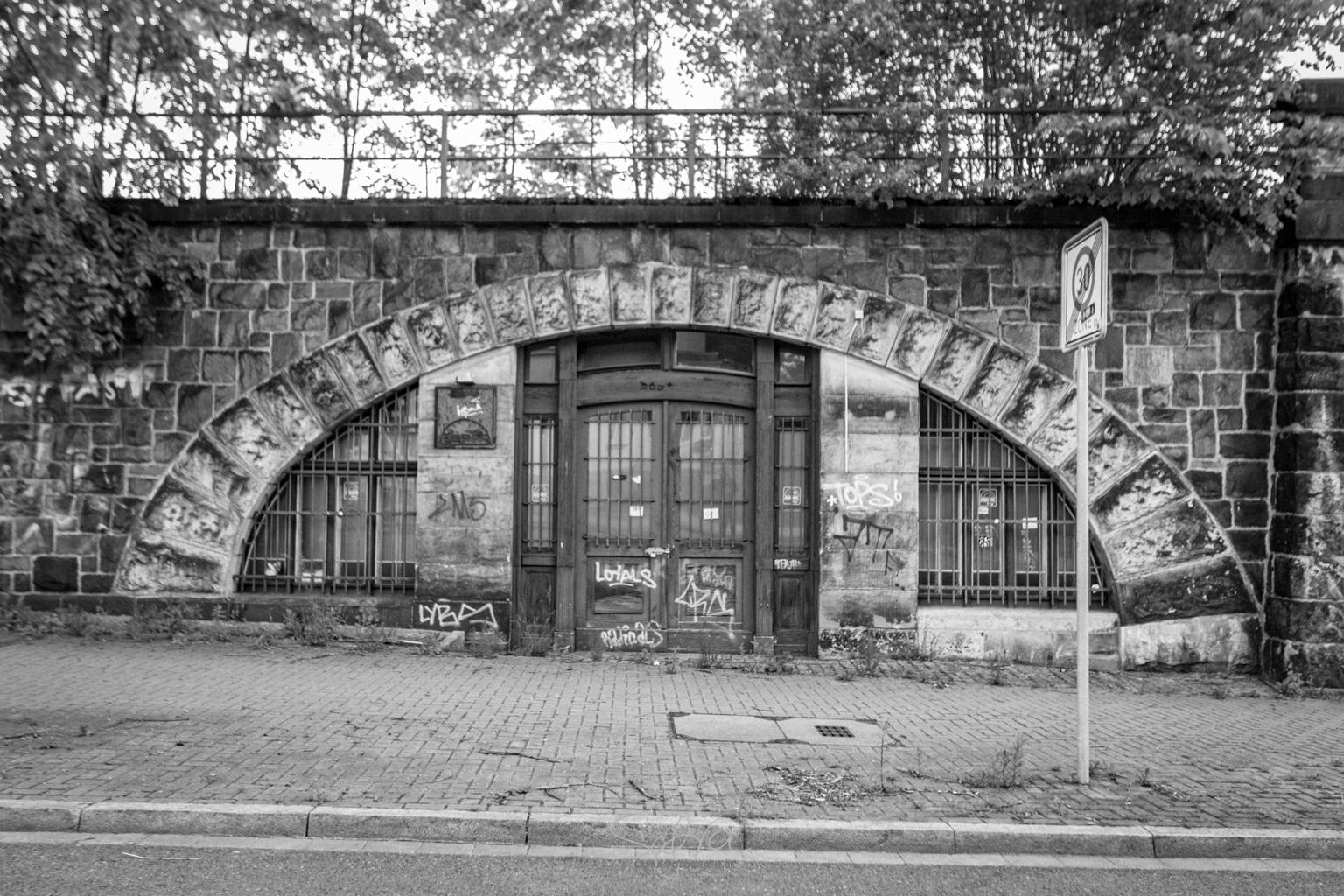 Chemnitz, Kiosk