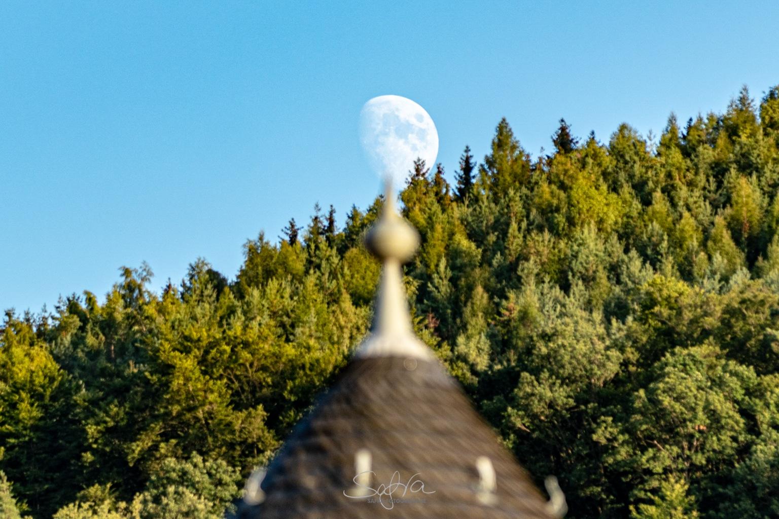 Miltenberg, Mondspitze