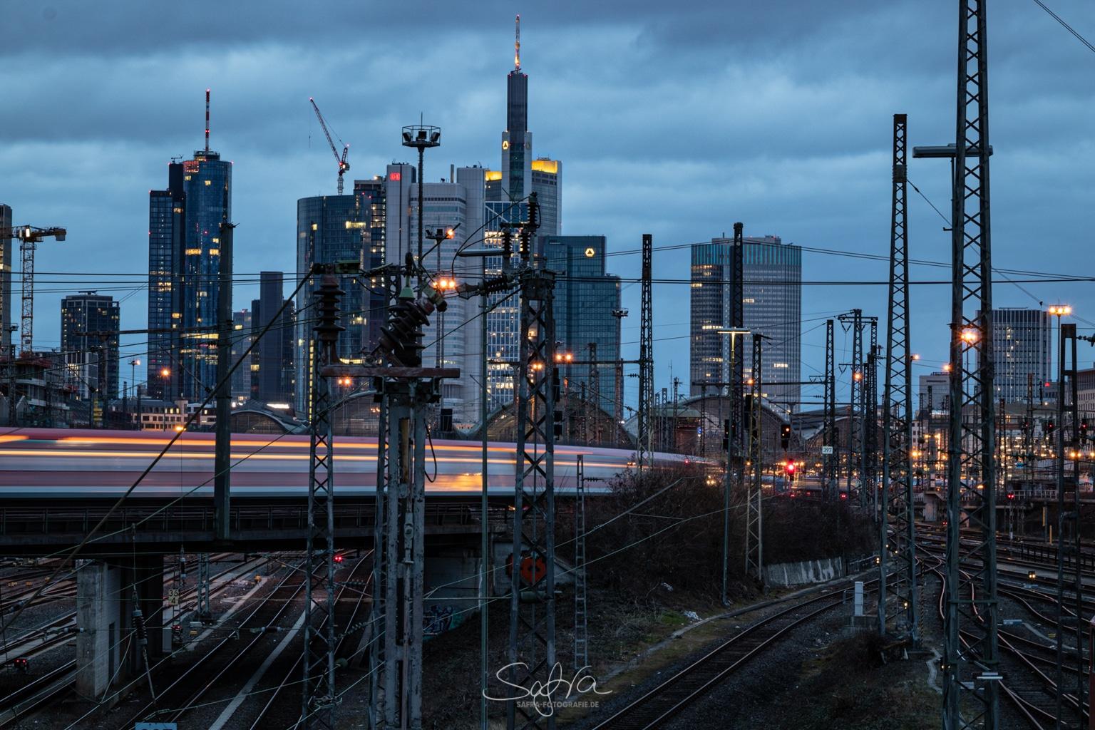 Frankfurt, Hauptbahnhof