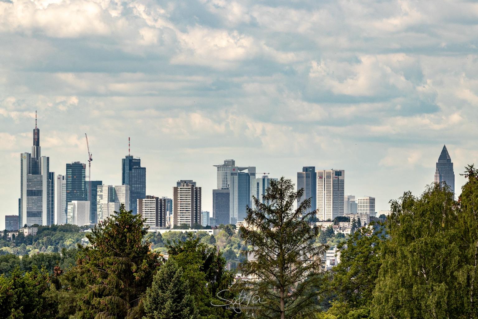 Frankfurt, von der anderen Seite