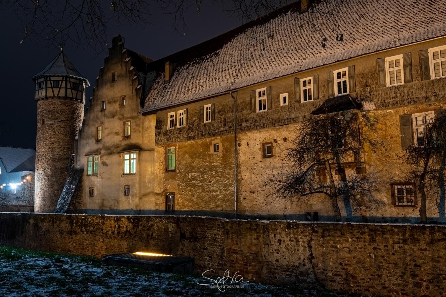 Michelstadt, Teil der Stadtmauer
