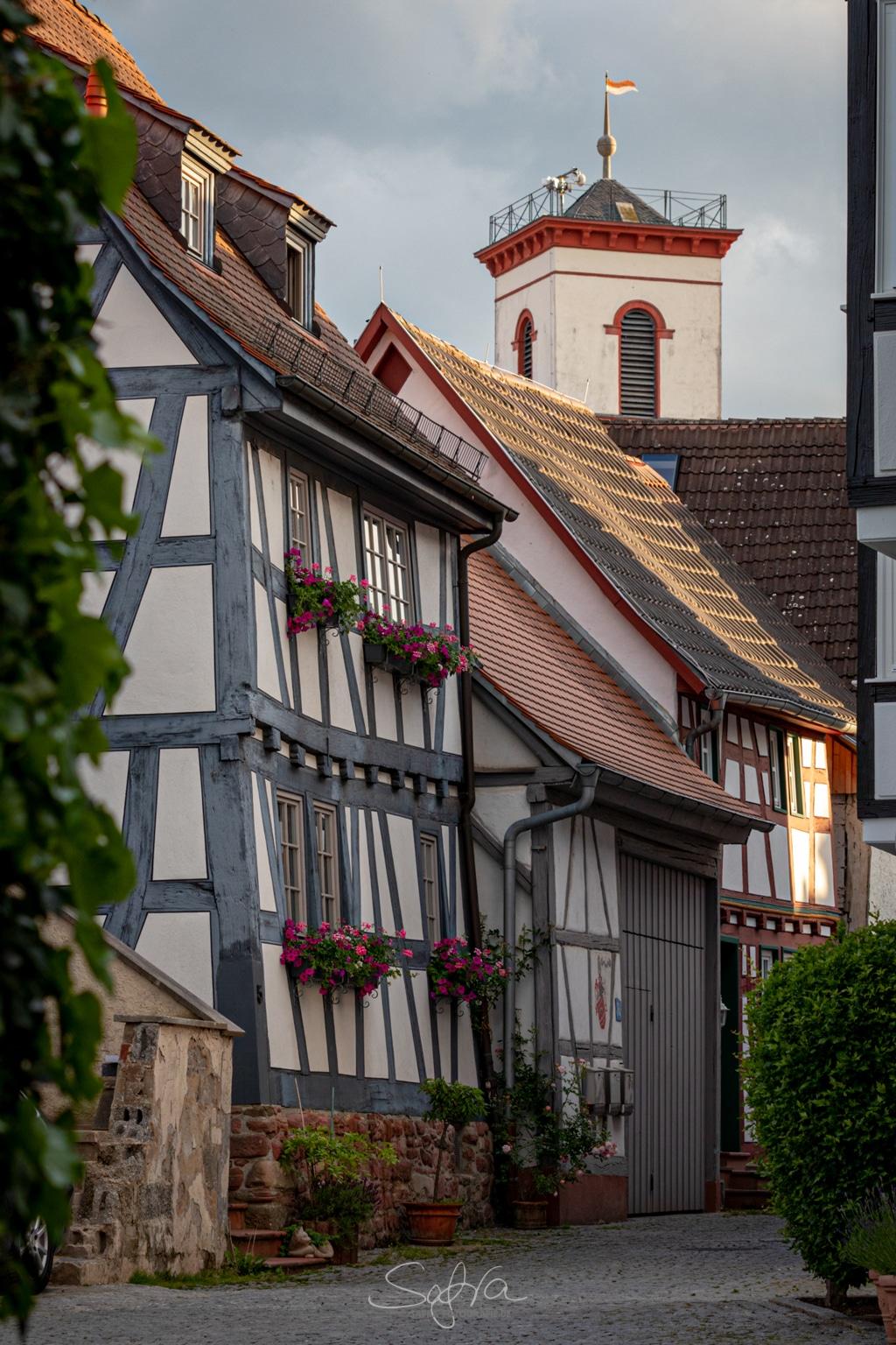 Seligenstadt, Altstadt
