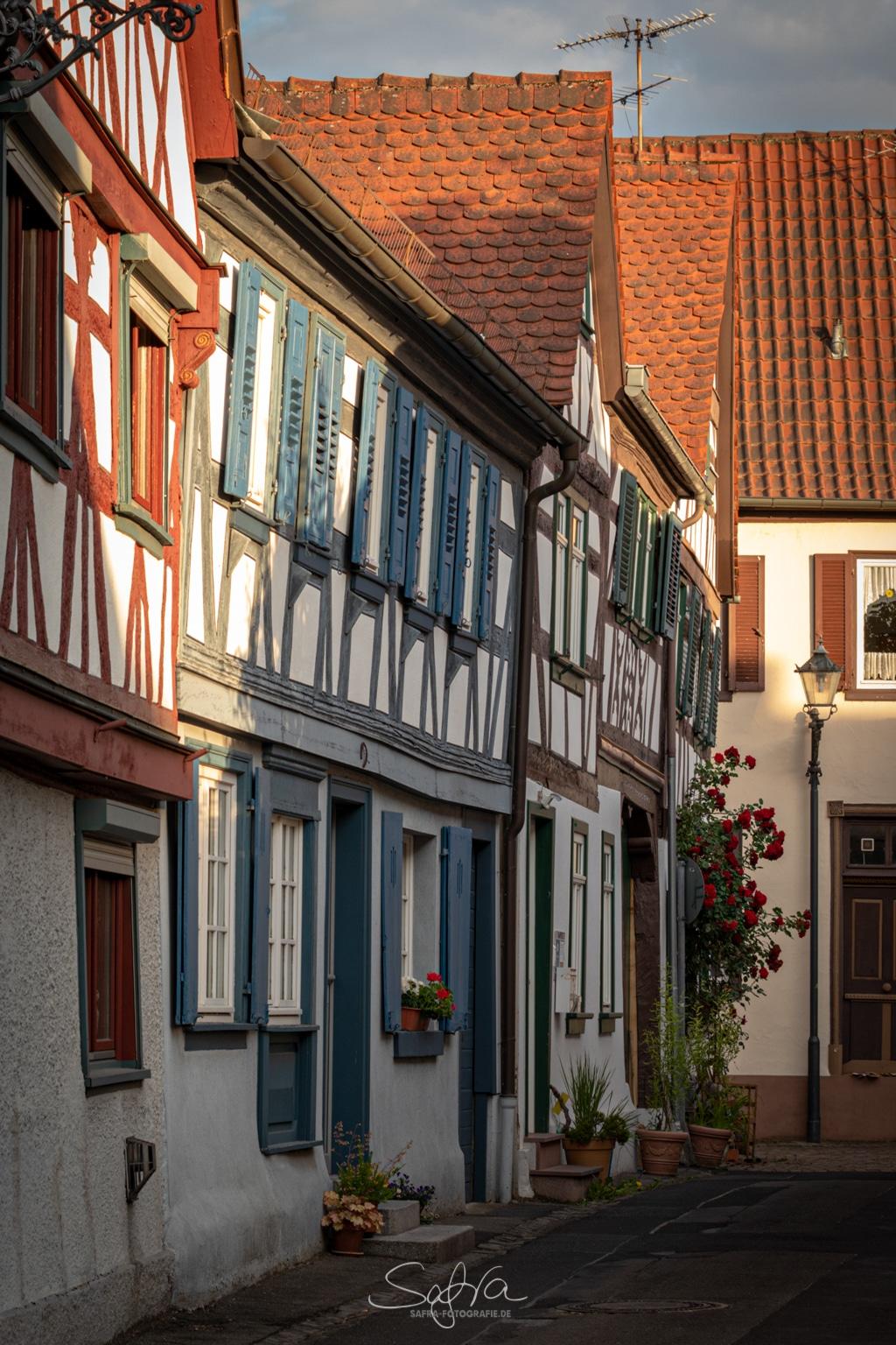 Seligenstadt, Fachwerkhäuser